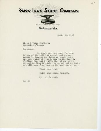 Letterheads Billheads Old Letters Vintage Letterhead